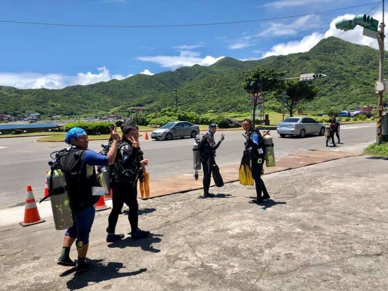 台北潛水課程 拓荒者潛水 2