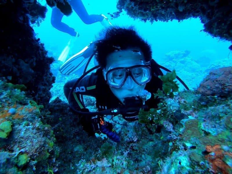 台北潛水課程 鬥陣潛水 2
