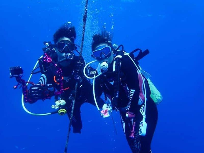 台北潛水課程 拓荒者潛水 3