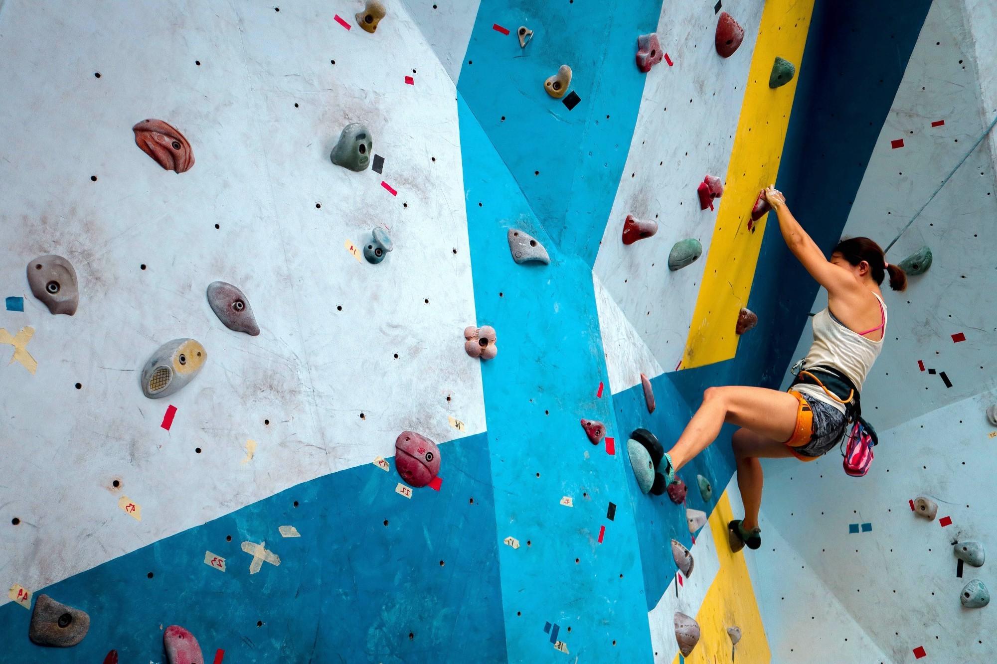 【台北攀岩場推薦】人氣室內攀岩抱石體驗,給新手的台北攀岩場地整理