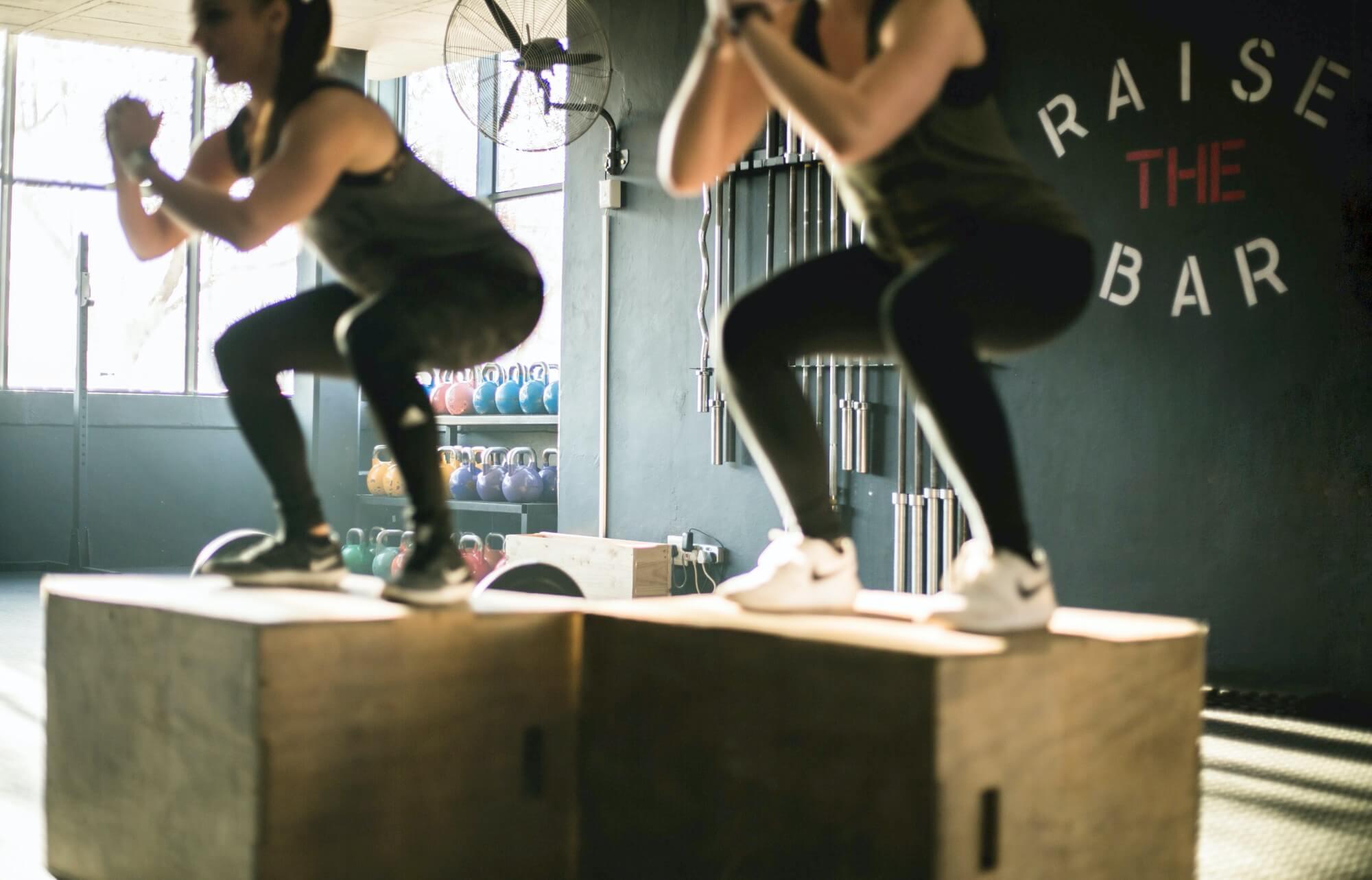 【台北健身房推薦】EMS健身、拳擊、跳床,你沒想過的特色台北健身房大比拚