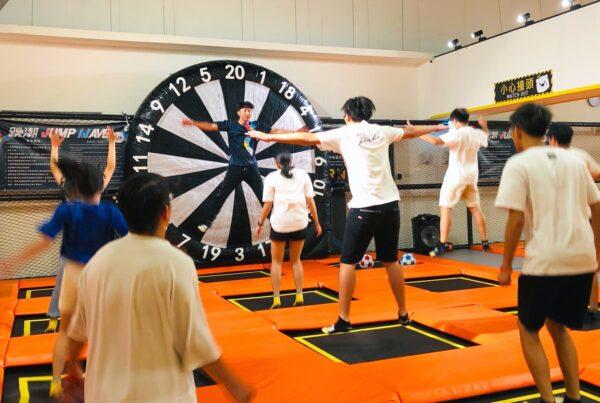 【台中體能訓練推薦】彈跳床、空翻、跑酷,讓人腎上腺素爆發的台中體能遊戲