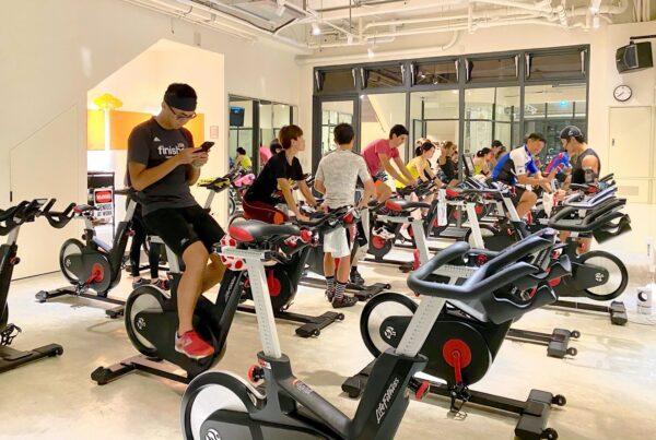 【台北飛輪課程】減肥瘦身養成蜜桃臀!5間台北飛輪教室整理