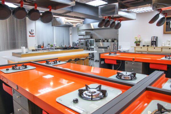 橘色餐桌廚藝教室評價 12