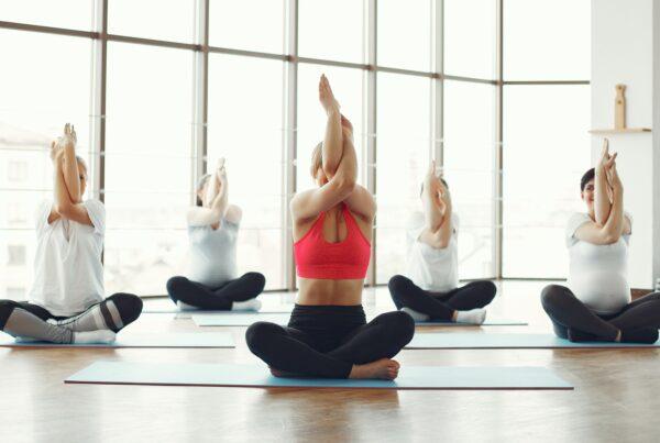 台中瑜珈推薦 瑜伽教室課程