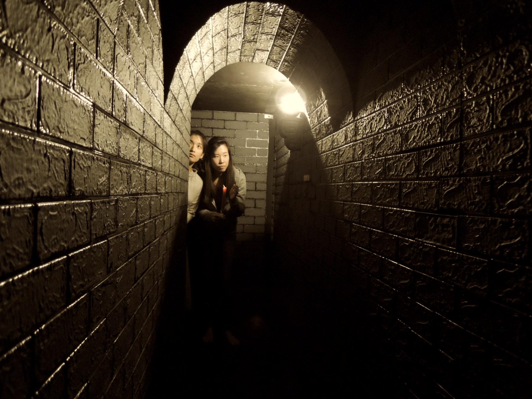 【LoGin 密室逃脫評價】等一個人・盜墓無雷體驗分享,完美沉浸式遊戲感受