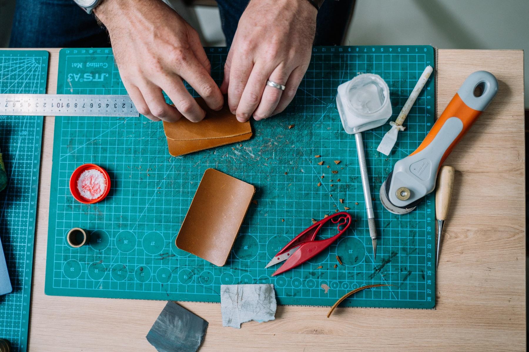 【台北皮革DIY推薦】體驗手作革物的樂趣,精選6間台北皮件製作課程工作室