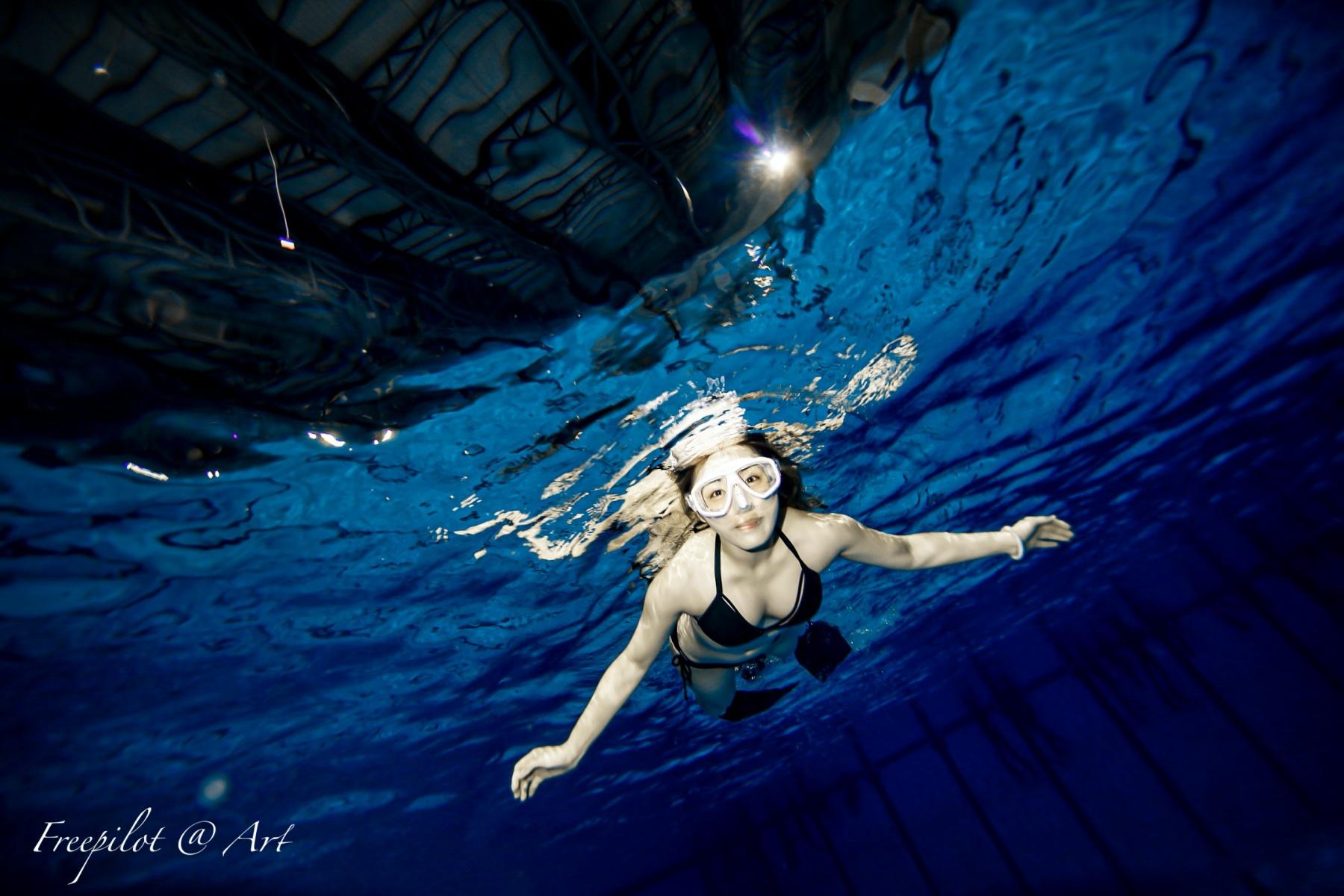 【自由領航員評價】教練給你靠!團練無限次,唯美自由潛水照片通通幫你搞定