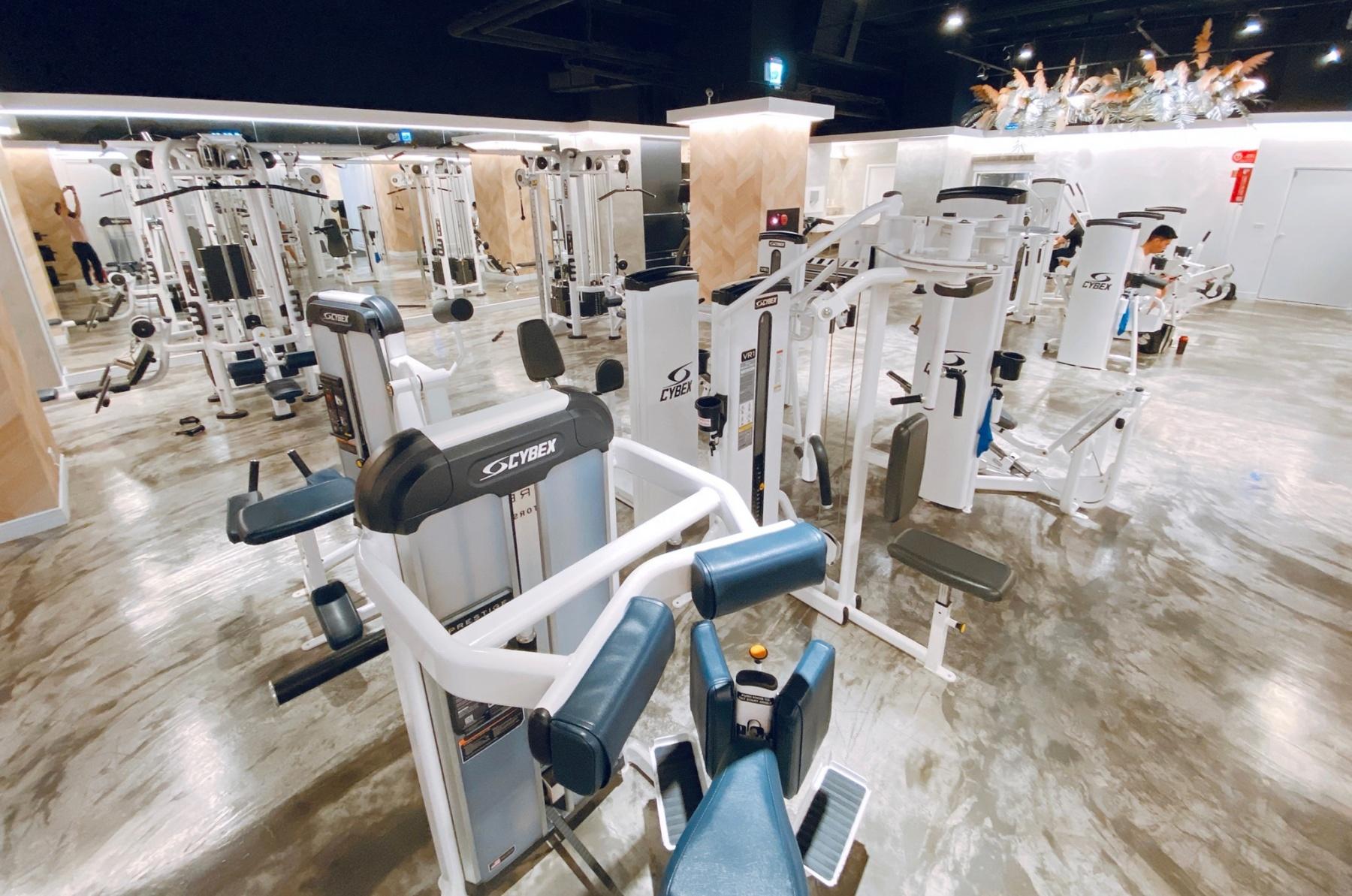 【騎士健身中心評價】APP訂閱制收費超彈性!優質三重健身訓練空間
