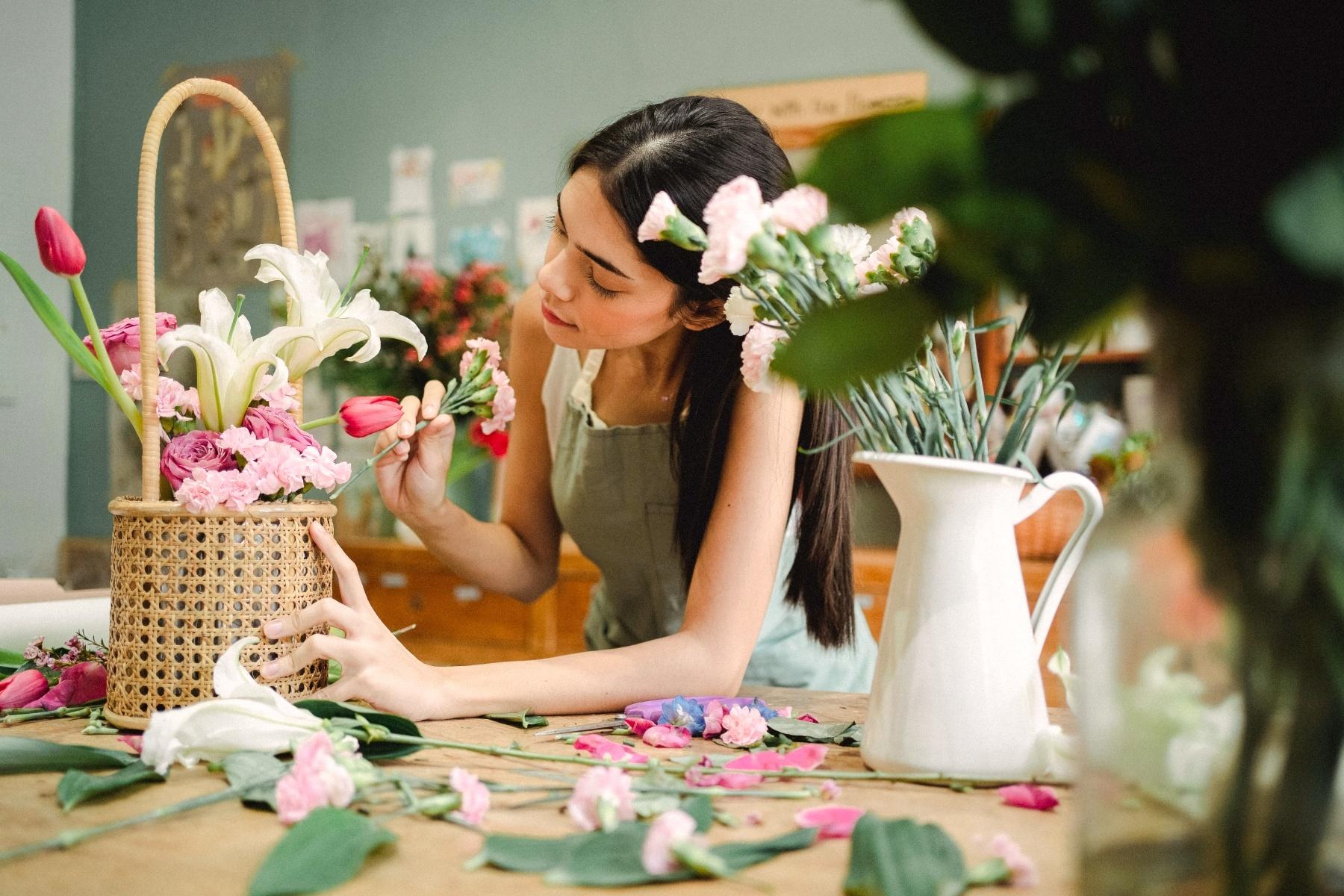 【台中花藝DIY推薦】IG最夯乾燥花、永生花課程,手作控不可錯過的6間台中乾燥花店