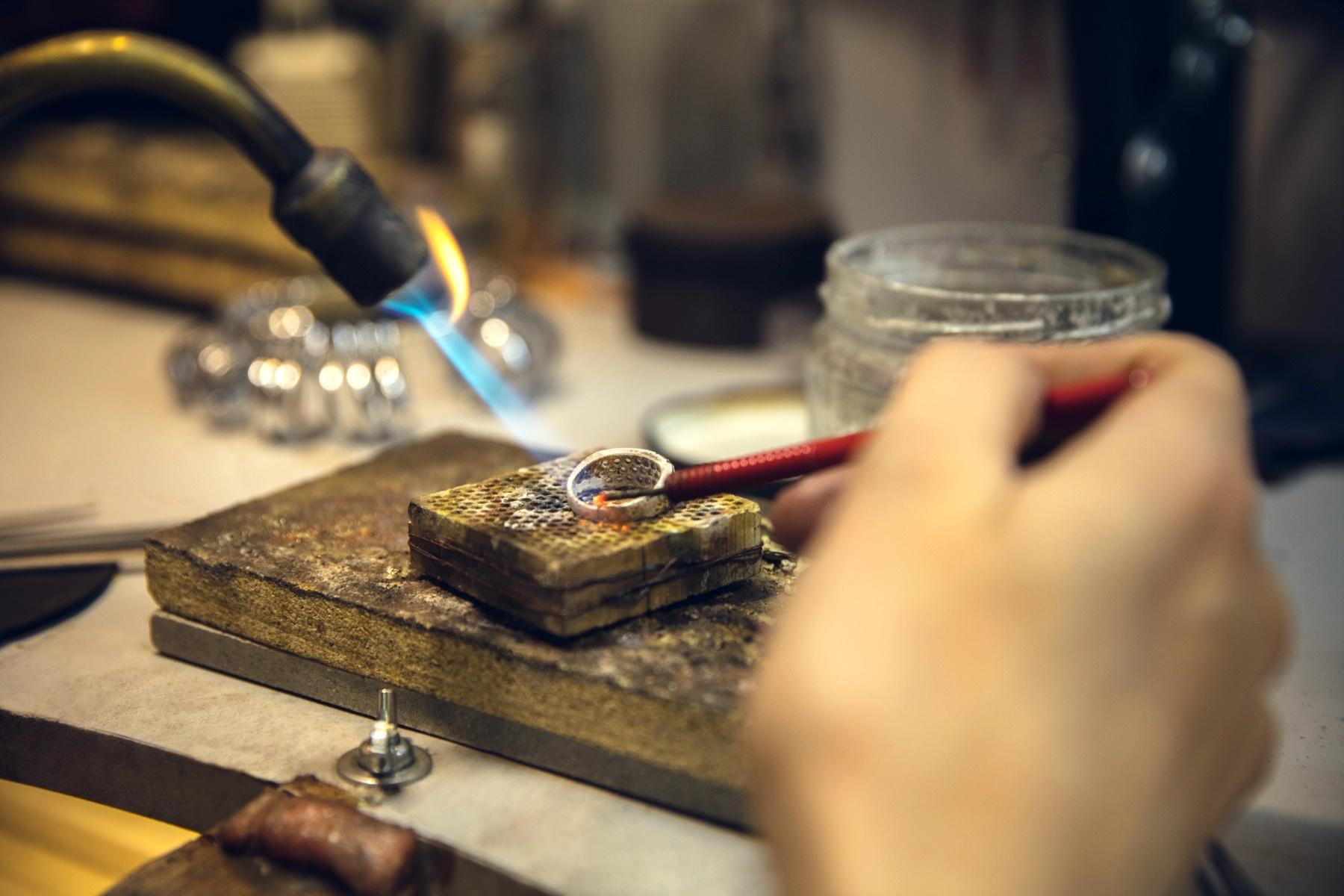 【高雄金工體驗】戒指DIY超簡單,5間高雄手作戒指推薦金工課程