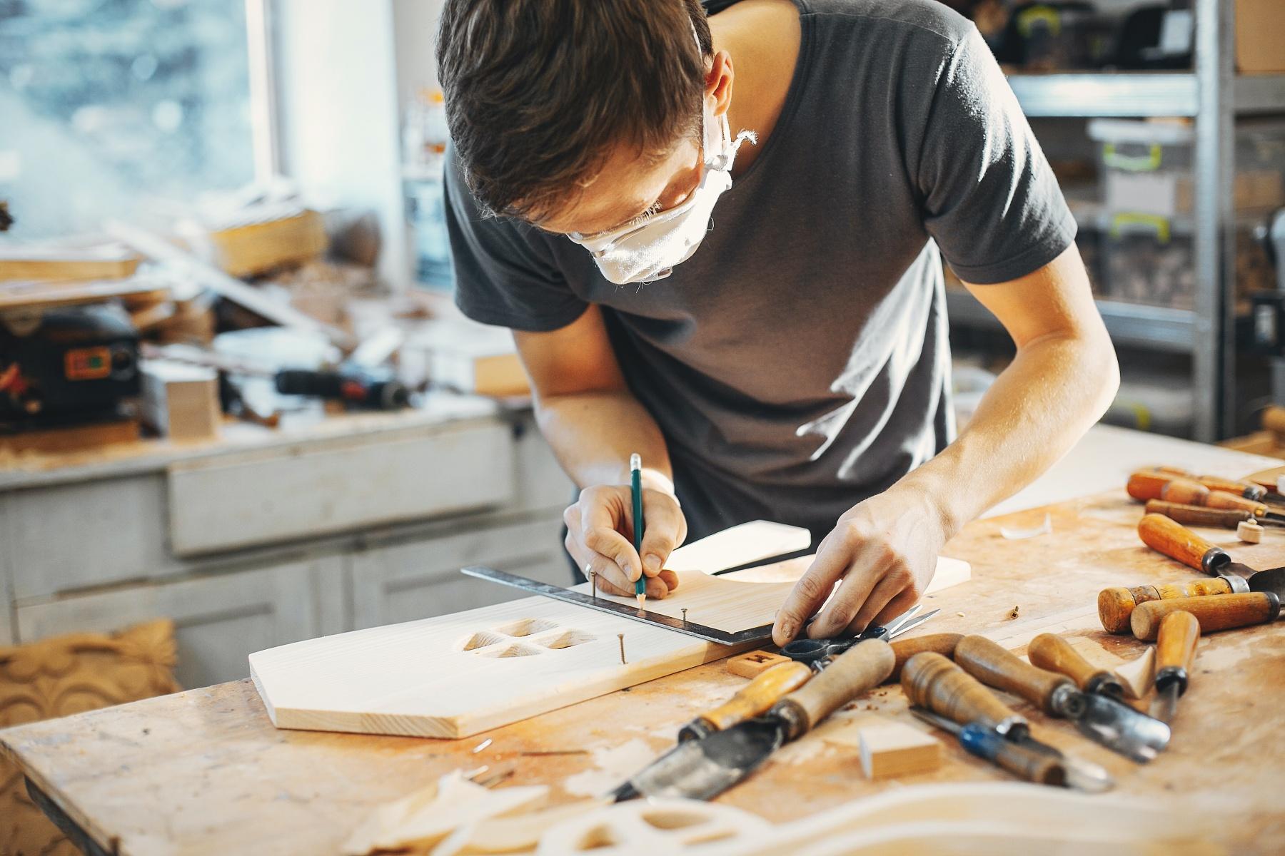 【台中木工體驗推薦】手作療癒木工小物,6間台中木工教室DIY課程評比