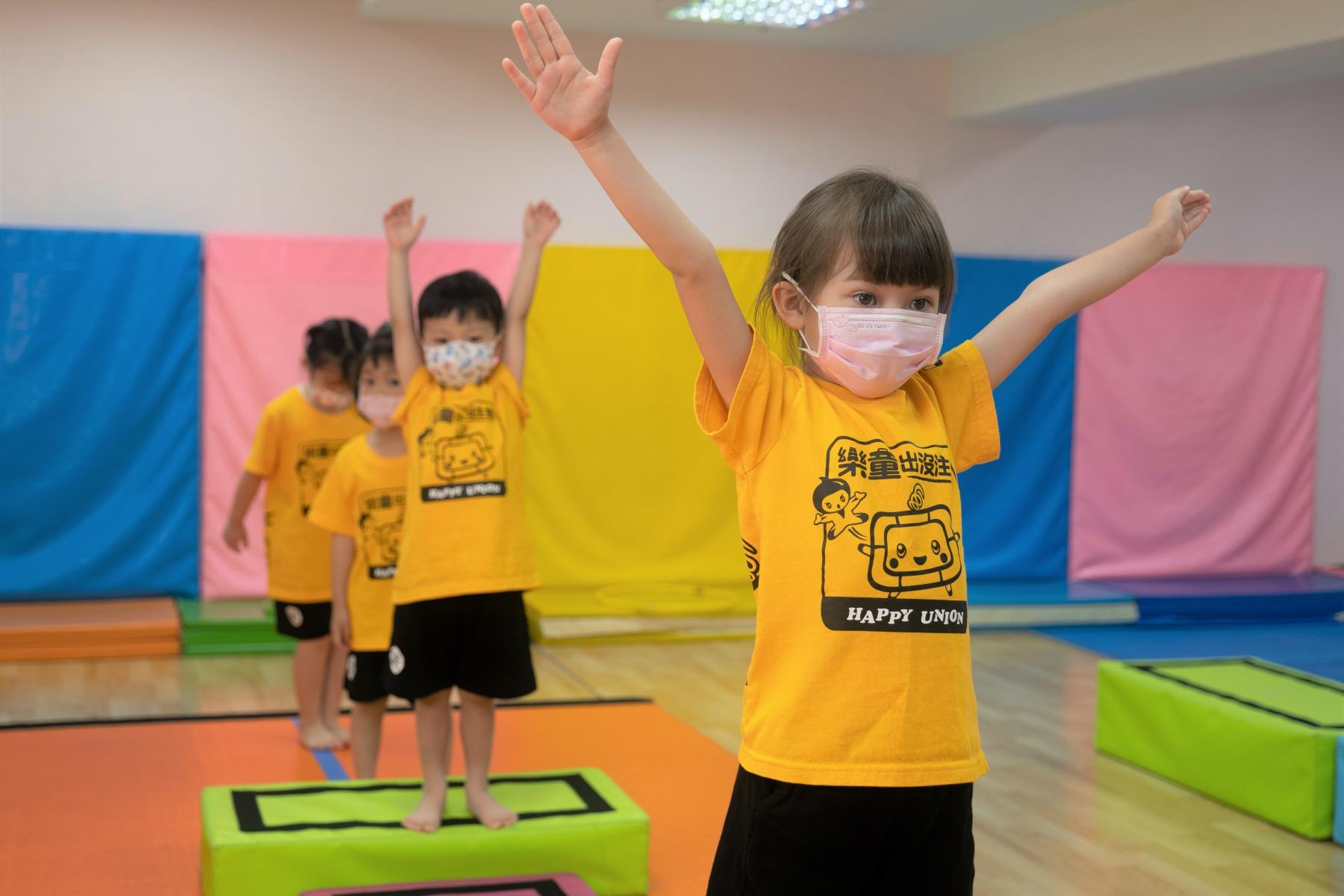 【台北兒童體操推薦】邊玩邊學又能讓小孩放電!7間台北兒童體適能教室整理