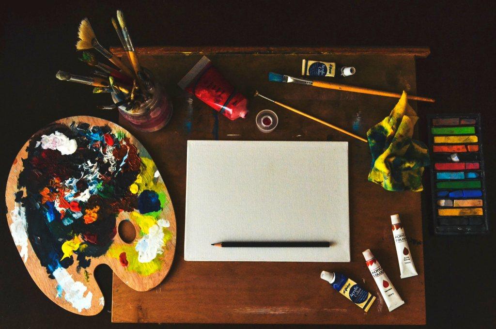 【高雄畫畫教室推薦】零失敗油畫、流動畫體驗!6間高雄畫室課程大評比